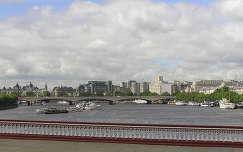 London a Themzével