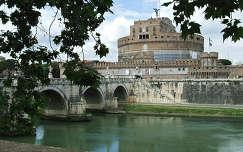 Angyalvár, Róma