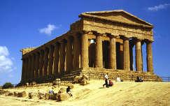 Agrigento, Szicília