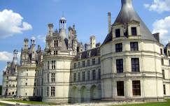 Franciaország, Loire-völgy, a Chambord-i kastély