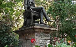 William H. Seward kormanyzó szobra, USA