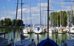 Kikötő, Balatonföldvár