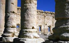 Baal templom, Palmyra