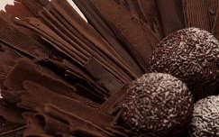 Tömény csoki rengeteg