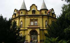 Magyarországi református egyház Tüdő és Szívkórháza Mosdós  Pallavichini kastély