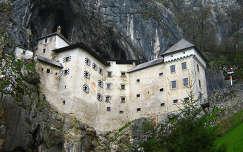 alpok várak és kastélyok szlovénia predjama vár