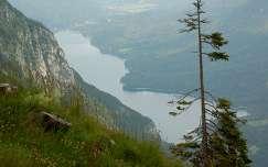 Szlovénia - Bohinji tó