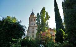 Spain, Granada La Alhambra