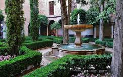 Granada SPAIN,  la Alhambra