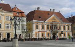 Győr főtere
