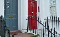 Anglia, London, angliai házak