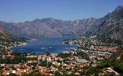 Kotori-öböl, Montenegró.