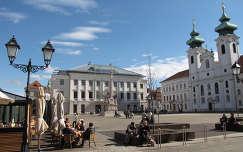 Győr: Széchényi tér
