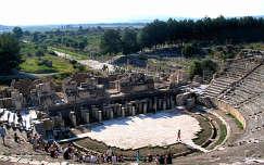 Törökország, Ephesus - Szinház