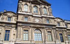Franciaország, Párizs, Louvre