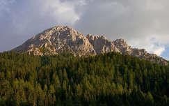 Braies-Dolomitok, Dél-Tirol, Olaszország.