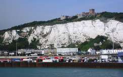Doveri fehér sziklák Anglia