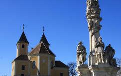 Fertőszéplaki templom, Magyarország