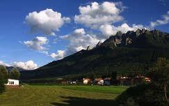 Dolomitok, Dél-Tirol, Olaszország.