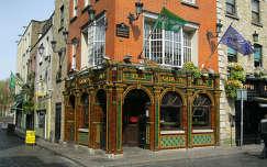Dublin városrészlet