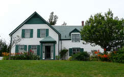 The Anne of Green Gables House, Prince Edward Island, Canada