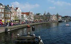Nederland, Haarlem   Het Spaarne