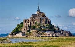 franciaország mont-saint-michel világörökség