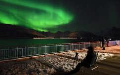 Sarki fény, Norvégia