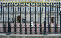 Anglia, London, Buckingham Palota