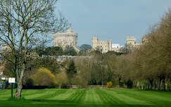 Anglia, Windsor kastély