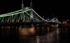 Szabadsaghid, Budapest...Bridge of the Liberty, Budapest..Ponte di Liberta', Budapest