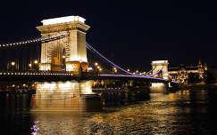 Lanchid, Budapest.....Chainbridge, Budapest....Ponte di Catene, Budapest