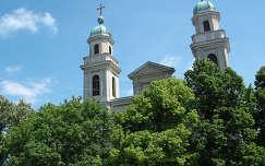 Csákvár- katolikus templom,- fotó: Kőszály