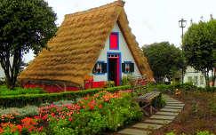Tájház Madeirán