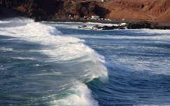 Vízvonal, Lanzarote, Kanári-szigetek