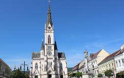 Magyarország, Kőszeg, Jézus Szíve templom