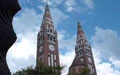 Szeged - Dóm, fotó: Kőszály