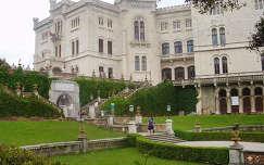 Trieste, Miramare kastély