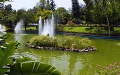 Szent Katalin Park, Funchal, Madeira