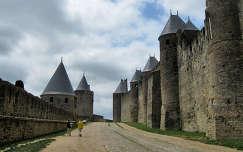Carcassone vára, Franciaország, világörökság
