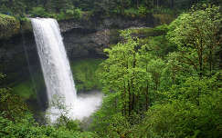 Silver Falls, State Park, USA