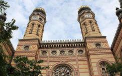 Magyarország, Budapest, Dohány utcai zsinagóga