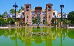 Sevilla-Spain, Pabellon Mudejar
