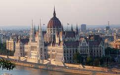 Budapest, Duna, Parlament
