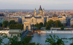 Budapest, Duna, L�nch�d