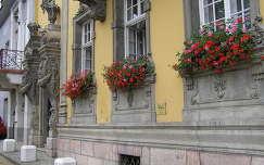 Budapest, Corvin tér legszebb háza  Budán