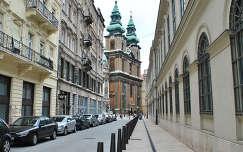 Budapest, V. ker., Henszlmann Imre utca