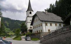 Werfenweng temploma,Ausztria