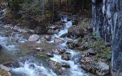 Békás-patak, Békás-szoros, Erdély