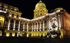 Magyarország,Budai vár és a Mátyás-kút